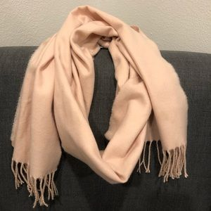 Baby Pink, Softer than Cashmere Scarf